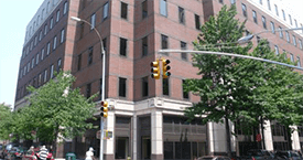Our Brooklyn, NY data recovery service center office building