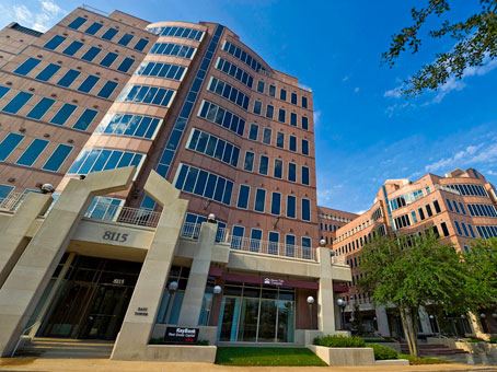 File Savers Data Recovery Dallas, TX office building