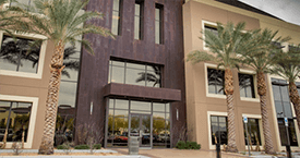 Our Las Vegas, NV data recovery service center office building
