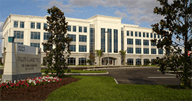 Our Orlando, FL data recovery service center office building