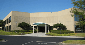 Our Tampa, FL data recovery service center office building