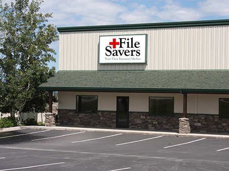 File Savers Data Recovery Victor, MT Office Building